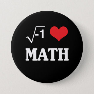 Badge J'aime des maths