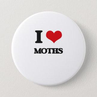 Badge J'aime des mites