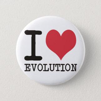 Badge J'AIME des produits et des conceptions d'évolution