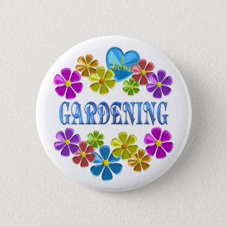 Badge J'aime faire du jardinage
