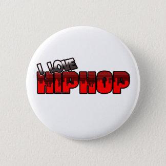 Badge J'aime la musique de HIP HOP