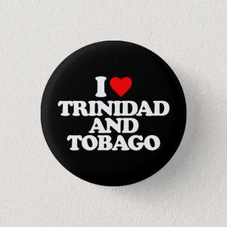BADGE J'AIME LE TRINIDAD-ET-TOBAGO