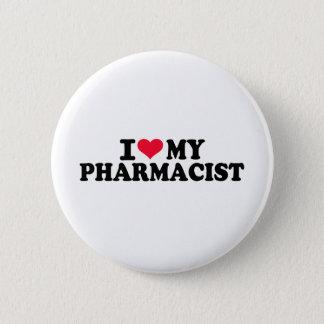 Badge J'aime mon pharmacien