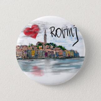 Badge J'aime Rovinj