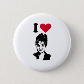 Badge J'aime Sarah Palin