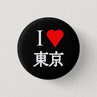 Badge J'aime Tokyo