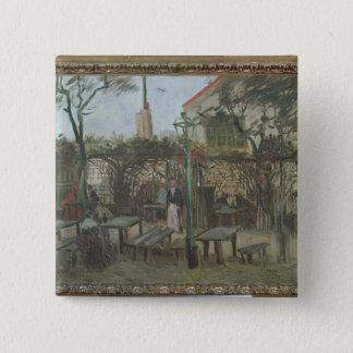 Badge Jardins de plaisir de Vincent van Gogh | chez