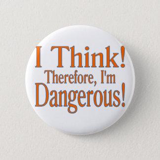 Badge Je pense !