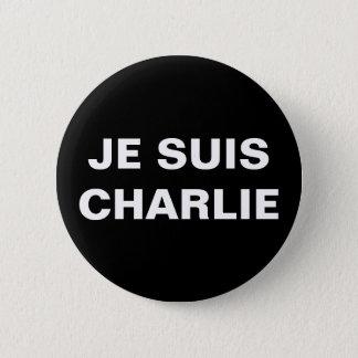 BADGE JE SUIS CHARLIE - JE SUIS CHARLIE