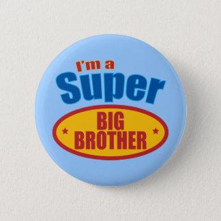 Badge Je suis un frère superbe