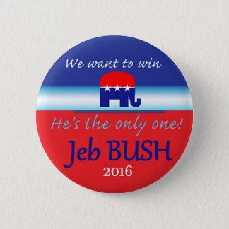 Badge Jeb Bush 2016