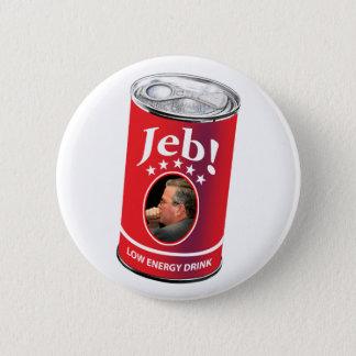 Badge Jeb Bush pour le Président Humor, boisson de basse