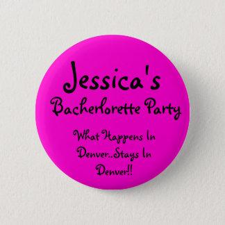 Badge Jessica, ce qui se produit à Denver. Séjours en