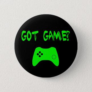 Badge Jeu obtenu ?  Bouton drôle de Gamer