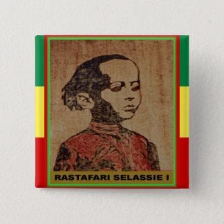 Badge Jeune Ras, jeune Haile Selassie I, Jah Rastafari