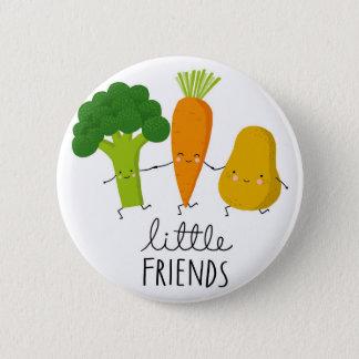 Badge jeunes légumes
