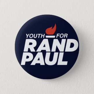 Badge Jeunesse pour le bouton de campagne de Paul de