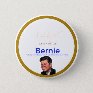 Badge JFK pour des ponceuses de Bernie