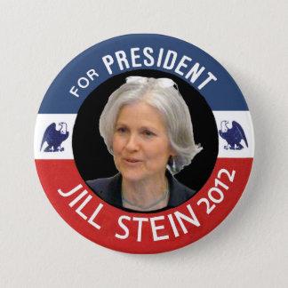 Badge Jill Stein pour le président 2012