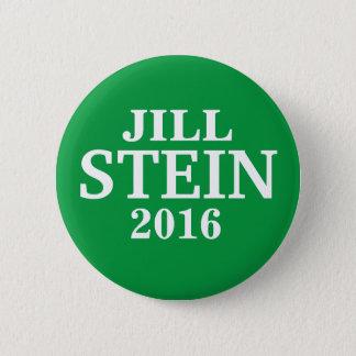 Badge Jill STEIN POUR le PRÉSIDENT 2016