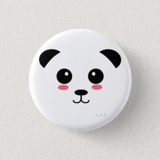 Badge Joli panda