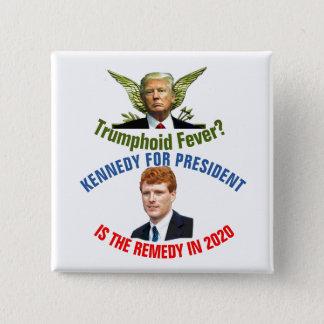 Badge Joseph Kennedy pour le président 2020