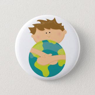 Badge Jour de la terre