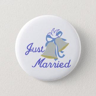 Badge Juste marié