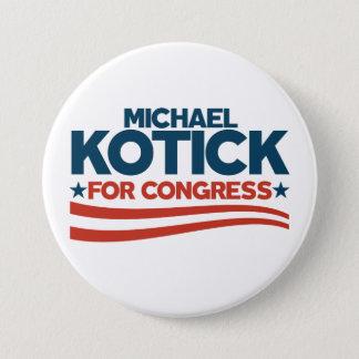 Badge Kotick - Michael Kotick -