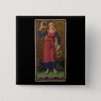 Badge La carte de tarot de lune