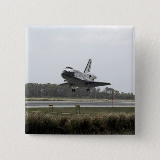 Badge La découverte de navette spatiale approche