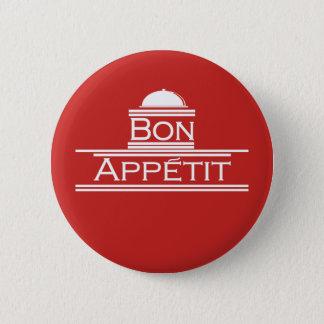 Badge La fève Appetit-Apprécient votre repas