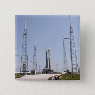 Badge La fusée de l'atlas V/Centaur au comple de