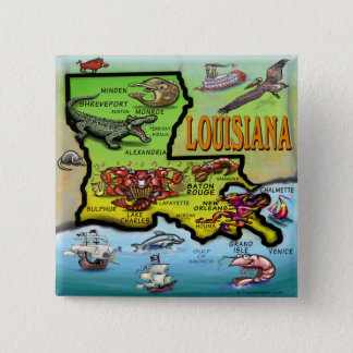 Badge La Louisiane