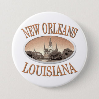 Badge La Nouvelle-Orléans Louisiane