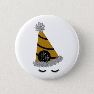 Badge La partie de NYE fouette le Pin