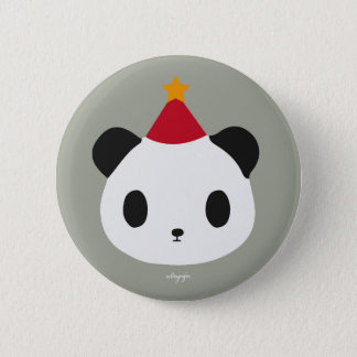 Badge La partie du panda