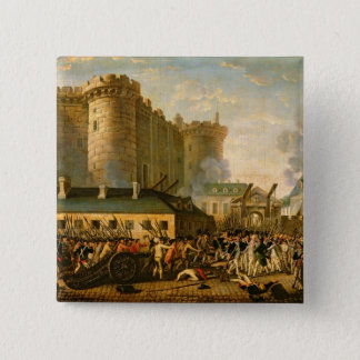 Badge La prise de la bastille, le 14 juillet 1789