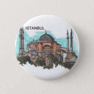 Badge La Turquie Istanbul Hagia Sophia (par St.K)