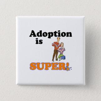 Badge l'adoption est superbe