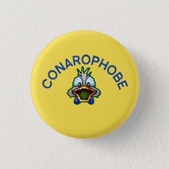Badge laïc conarophobe