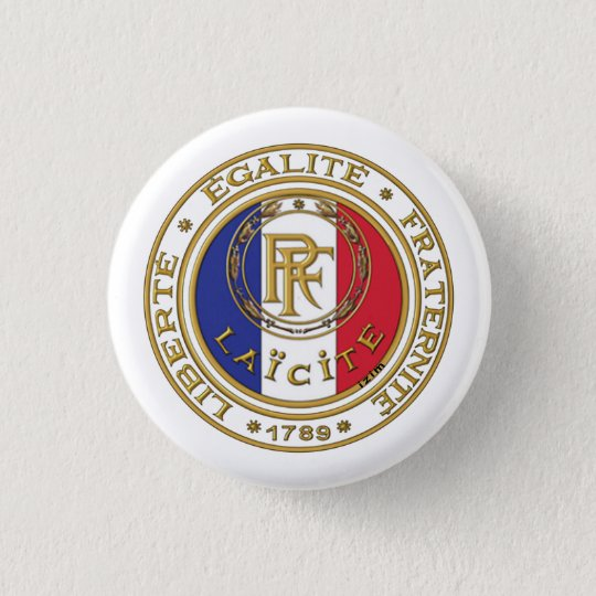 badge laïc français