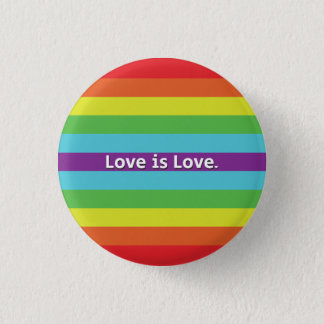 Badge L'amour est amour