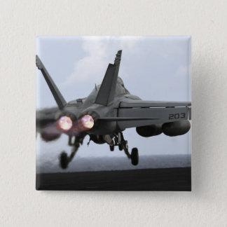 Badge Lancements superbes d'un frelon de F/A-18E