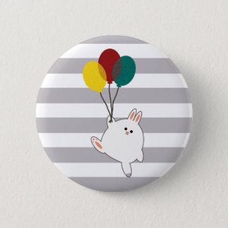 Badge Lapin de ballon