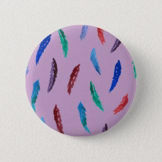 Badge L'aquarelle fait varier le pas du bouton rond