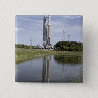 Badge L'atlas V/Centaur arrive sur le compl de lancement