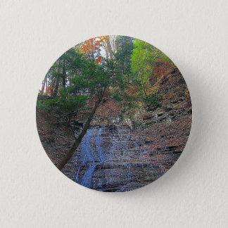 Badge Le babeurre tombe parc national Ohio de Cuyahoga