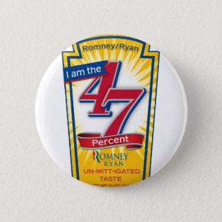 Badge Le besoin d'épicer votre BBQ ? Essai Romney/Ryan