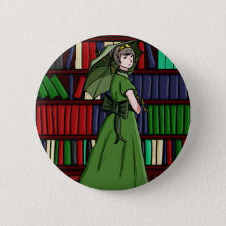 Badge Le bibliothécaire
